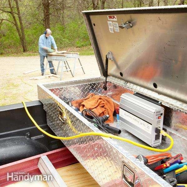 Bardzo dobra Jak zamienić samochód w agregat prądotwórczy? - Domowy Survival MB04
