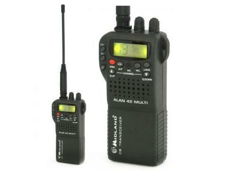 Ręczne CB radio Alan 42 Multi