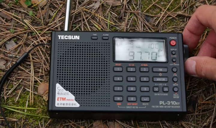 radio Tecsun PL-310ET